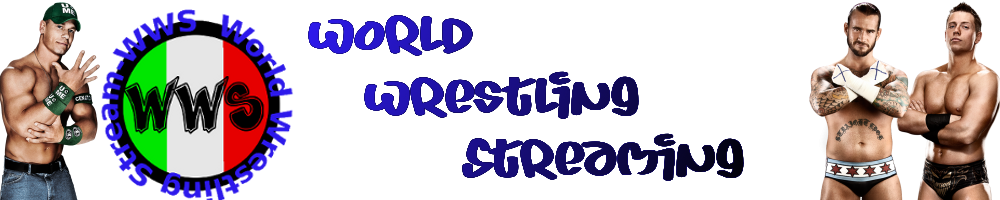 WWE ITA E ENG STREAMING