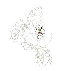 Big Charlie Motociclista