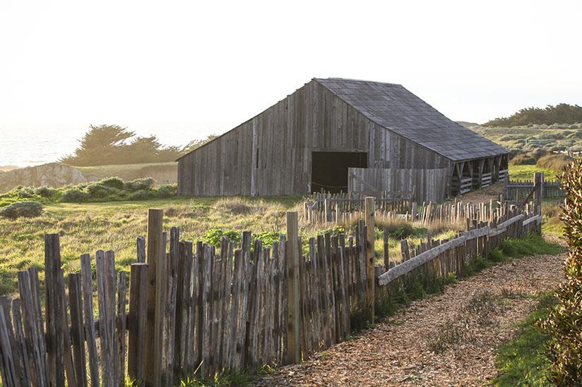The barn at Sea Ranch Lodge