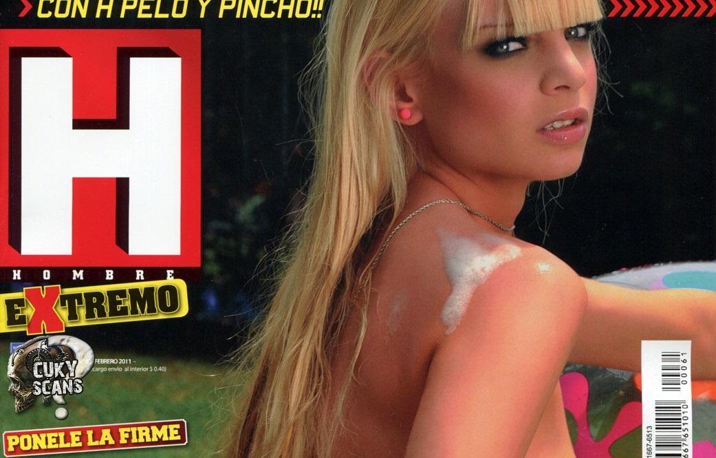 Palliotti y Lola Bezerra - Revista H Extremo (Ed. ARG - Febrero 2011