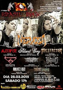 2º BRASIL ROCK METAL FESTIVAL