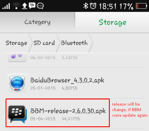 Download BBM Latest Version On Your Computer