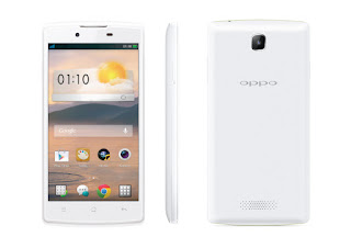 Cara Flash Oppo Neo R831