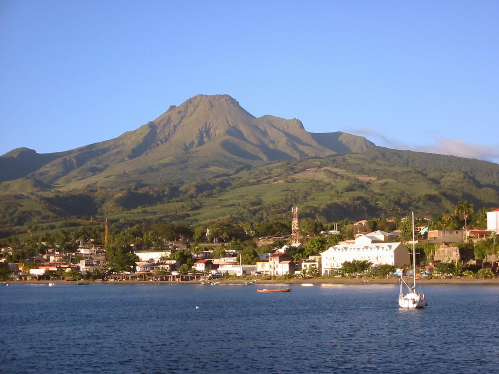 Letusan Gunung Pelee