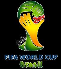 Logo Resmi Piala Dunia 2014 Brazil