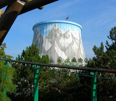 O parque de diversões nuclear,mega interessante,montanha russa,fukushima,contaminação,usina nuclear