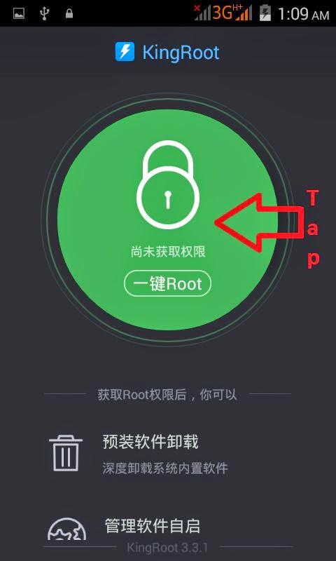Как сделать рут права на андроид 442 lg