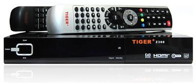Atualizacao do receptor Tiger Z300 HD v36.97