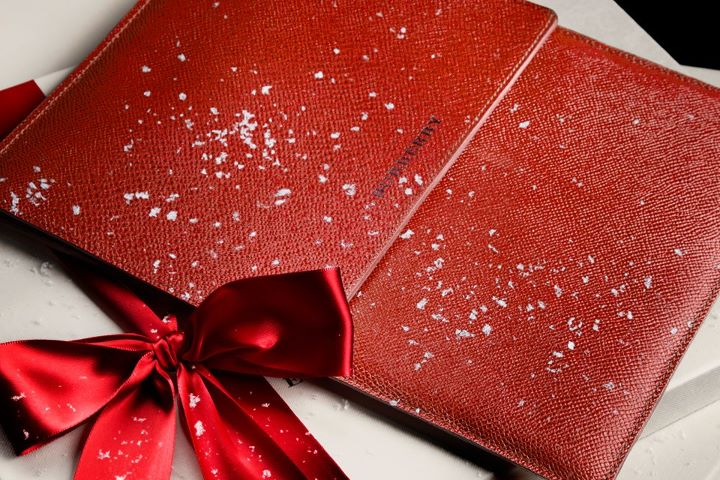 The Burberry Festive Collection