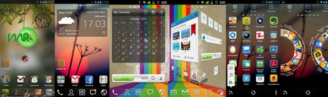 GO Launcher Prime 1.8 Screenshot
