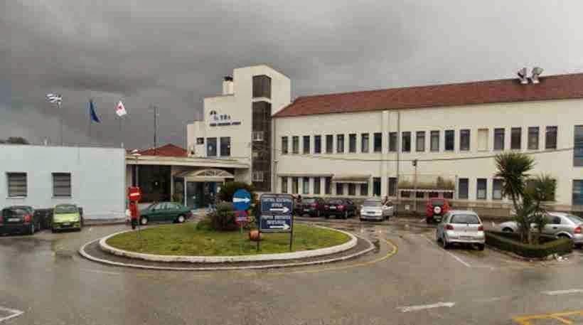 Οι ρομά διαλύουν το νοσοκομείο Αγρινίου για να πάρουν ότι είναι χρήσιμο κι εμπορεύσιμο!