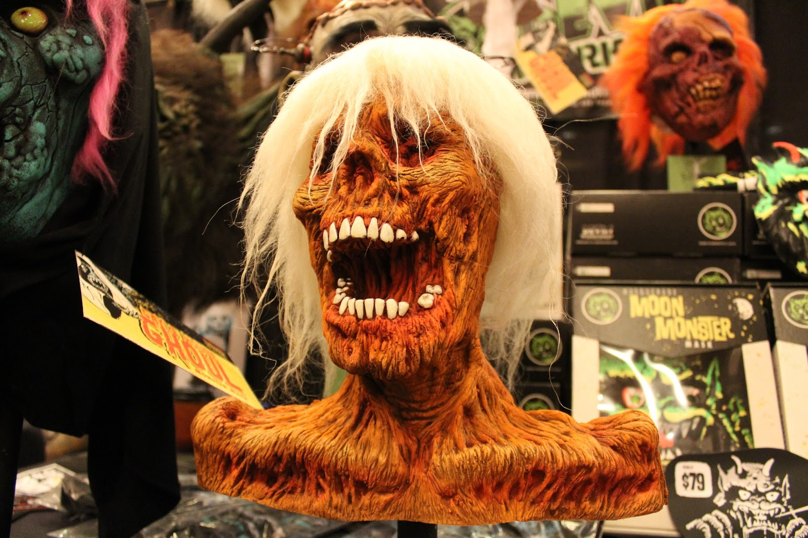 The Cryptic Corridor: Mask-Fest 2015
