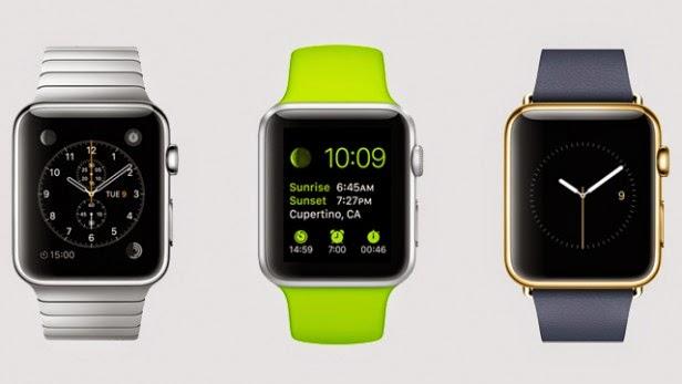 Apple Watch technology wearable information.