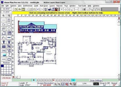Home Plan Pro 5.2.25.11 ������ ������� ������� Portable