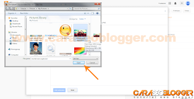 Cara Posting di Blog Blogger / Blogspot - 3