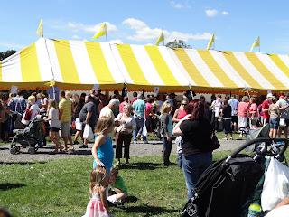 Whoopie Tent