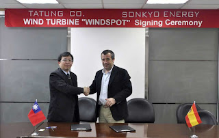 acuerdo sonkyo energy y tatung