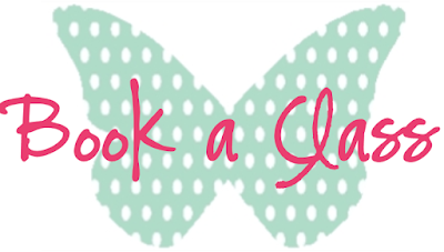 Book a Card Making, Scrapbooking or Memory Keeping Class here