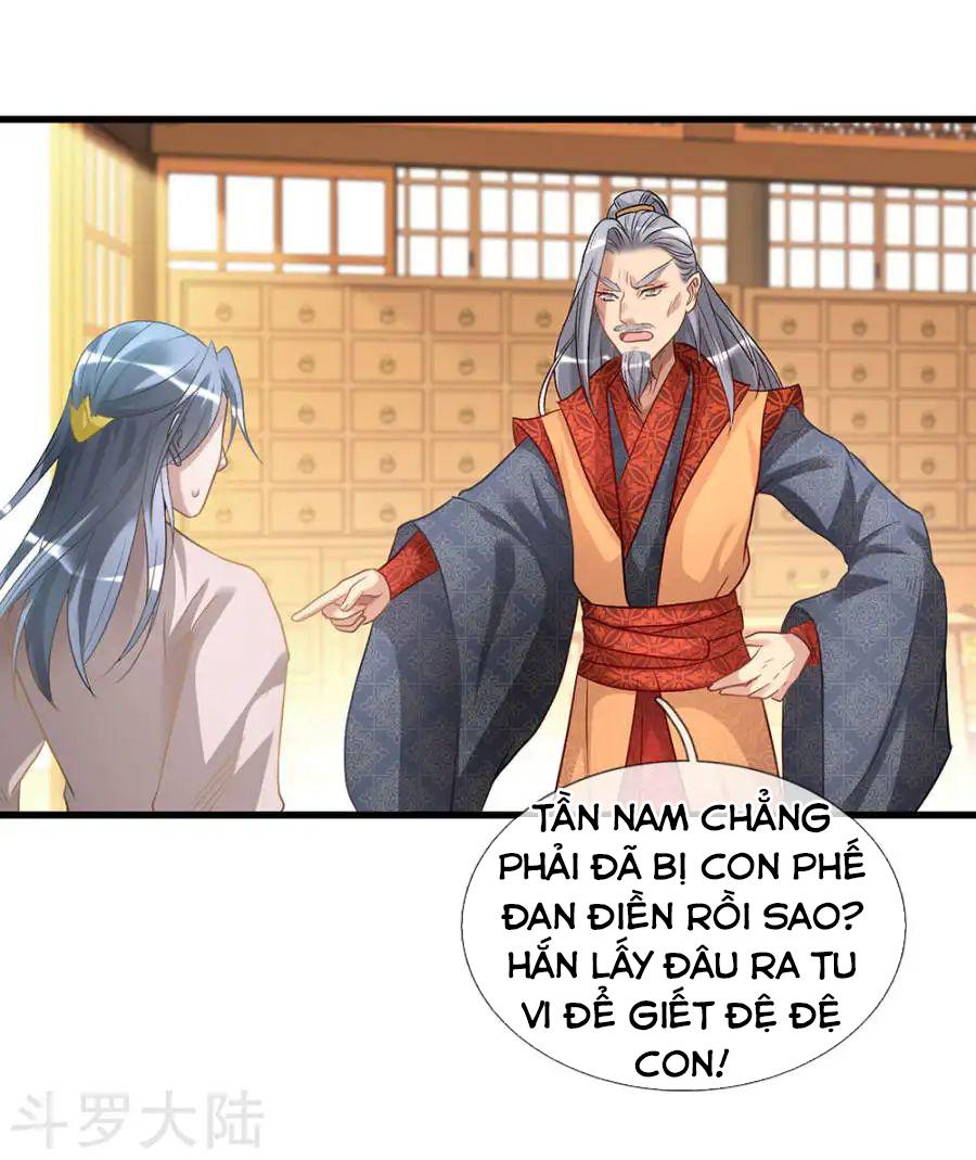 Nghịch Thiên Kiếm Thần chap 27 - Trang 12