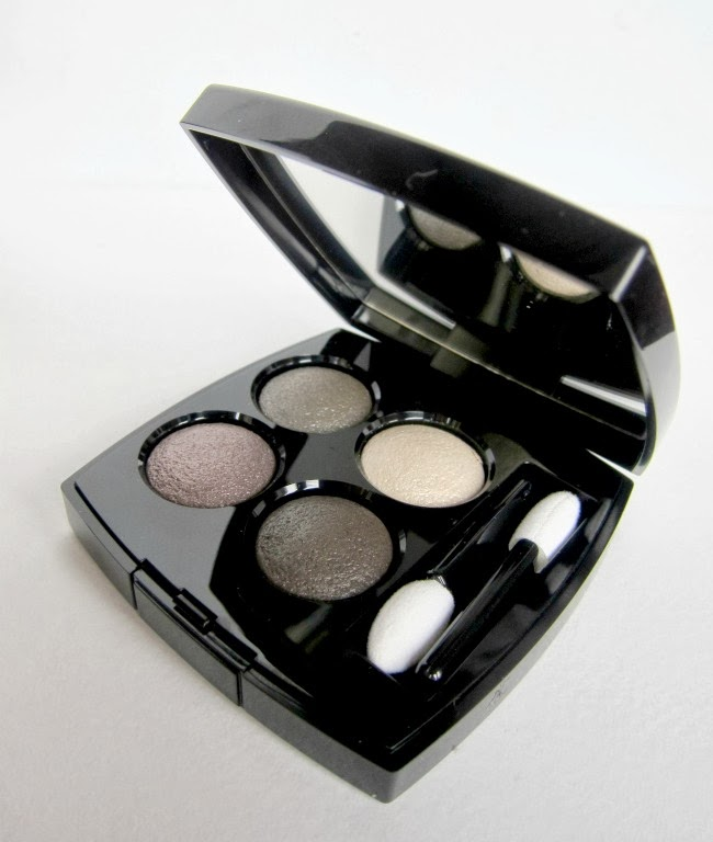 Chanel Tisse Gabrielle Les 4 Ombres eyeshadow palette