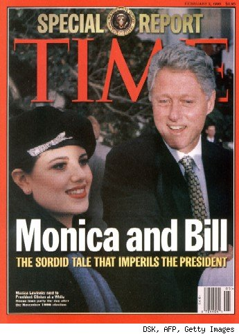 the scandal of president bill clinton Monica lewinsky is speaking out against a new tv special detailing her affair with bill clinton in with then-president bill clinton the scandal and.