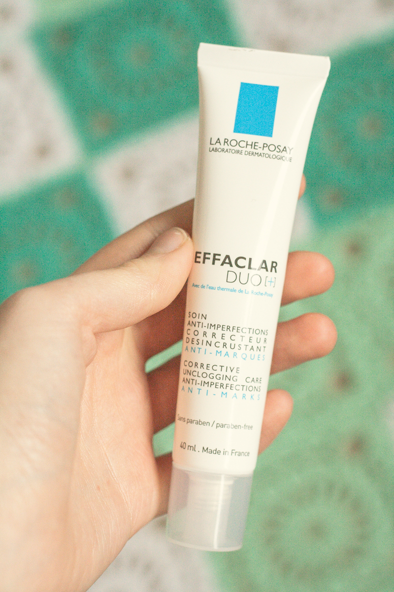 Effaclar Duo+ For Acne