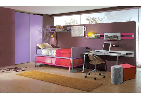 Bonetti camerette bonetti bedrooms immagini camerette per for Camerette doppie