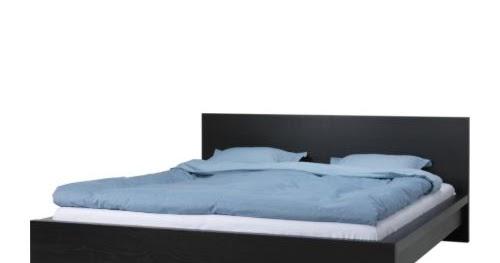 Trend IKEA Bed u Lillaker Bed Slats