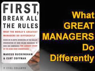 First Break All The Rules PPT Download