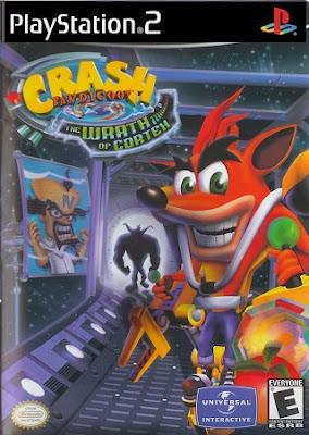 Crash Bandicoot-the Wrath of Cortex ISO ROM