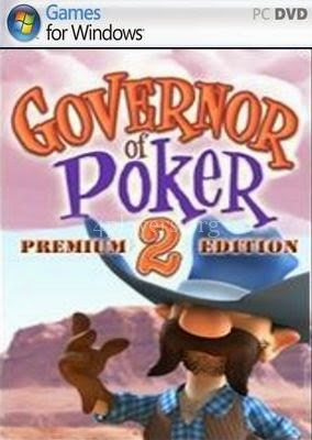 capa Governor of Poker 2