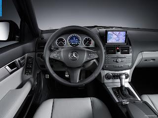 Mercedes c180 dashboard - صور تابلوه مرسيدس c180