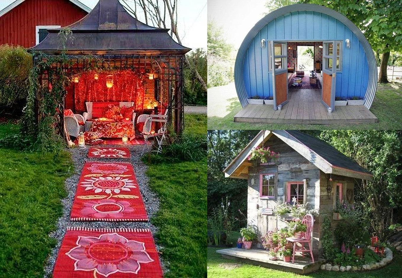 WE LOVE THE WAY BLACK WOMEN SURVIVE AND THRIVE: DEAR MAN CAVE MEET SHE SHED