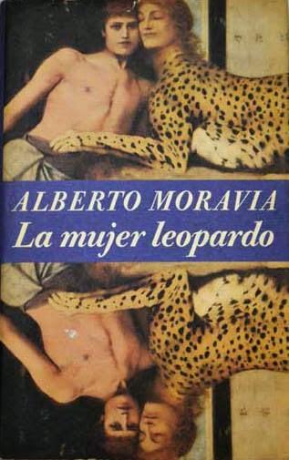 La mujer leopardo Alberto Moravia