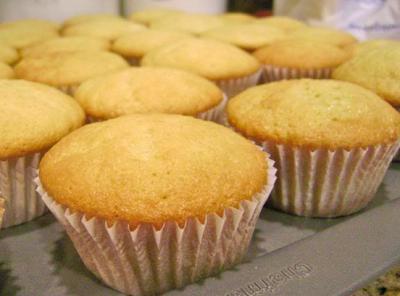 Resep Cup Cake Vanilla