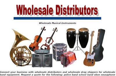 dropship music gear music instruments for dealers in the US