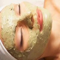 αντιοξειδωτική μάσκα προσώπου με αμύγδαλο