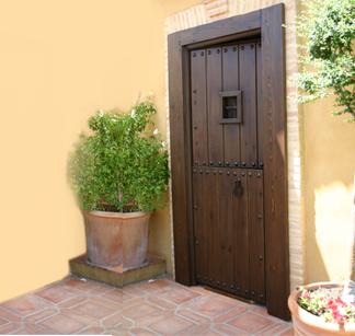 Fotos y dise os de puertas marzo 2012 for Remaches de hierro