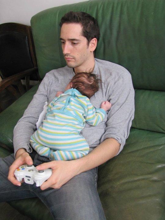 Ser pai é moleza