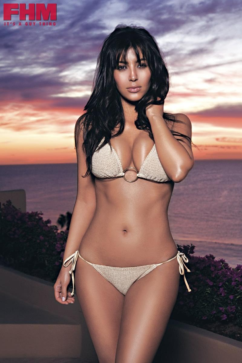 Thalia Sodi Naked Ele la guarida del bigfoot: kim kardashian (galeria 2)