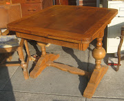 SOLDEnglish DrawLeaf Table$160
