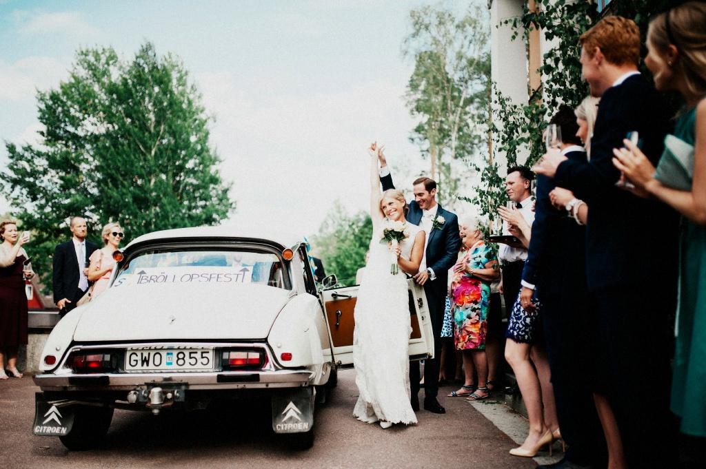 Bröllopsfest i Bergalid | Bröllopsfotograf i Dalarna