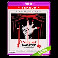 Puppet Master: The Littlest Reich (2018) WEB-DL 1080p Audio Ingles 5.1 Subtitulada