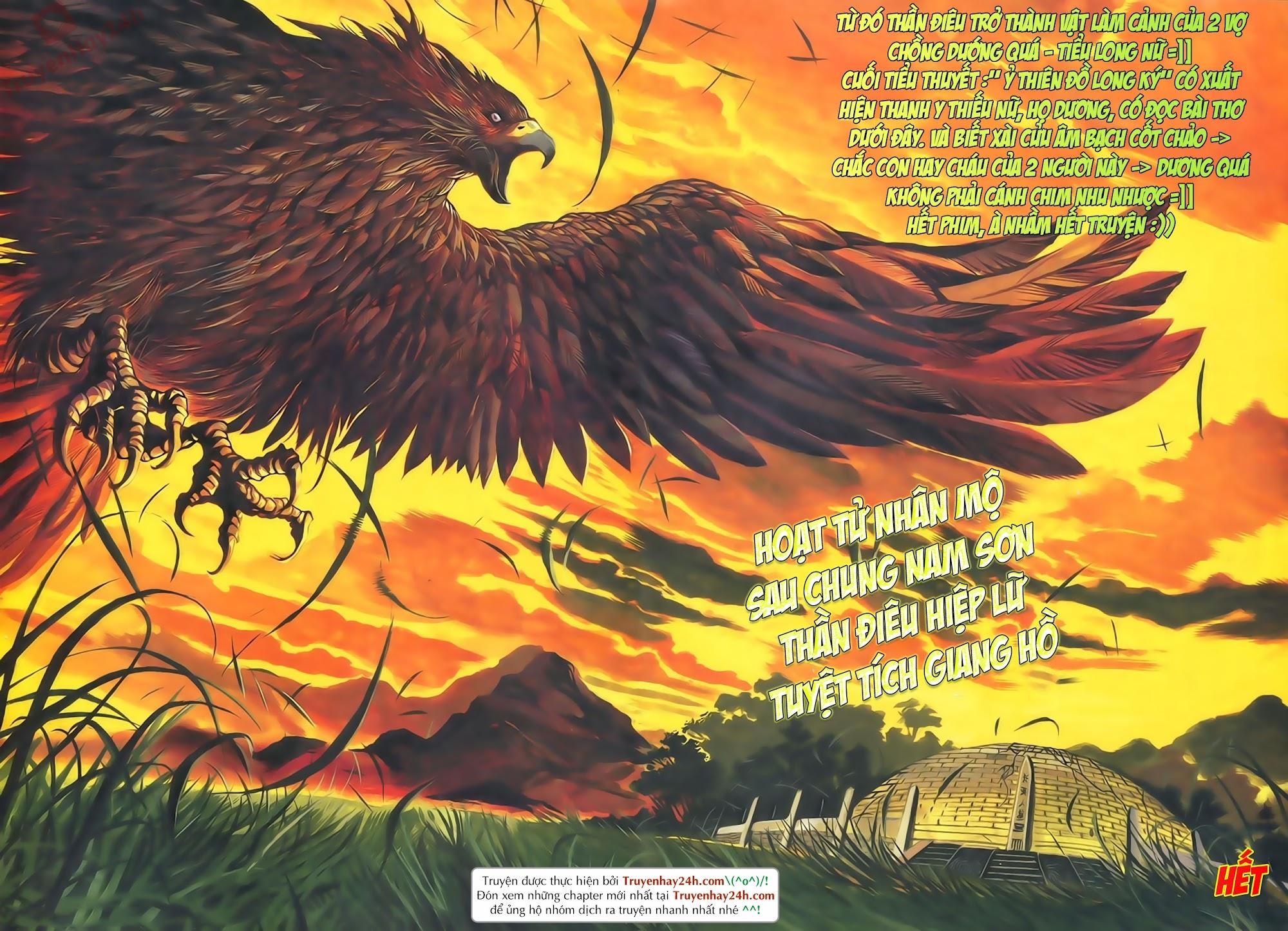 Thần Điêu Hiệp Lữ chap 86 – End Trang 38 - Mangak.info