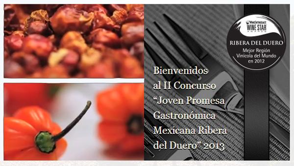 De cocina mexicana concurso joven promesa gastron mica for Cocina 6000 euros