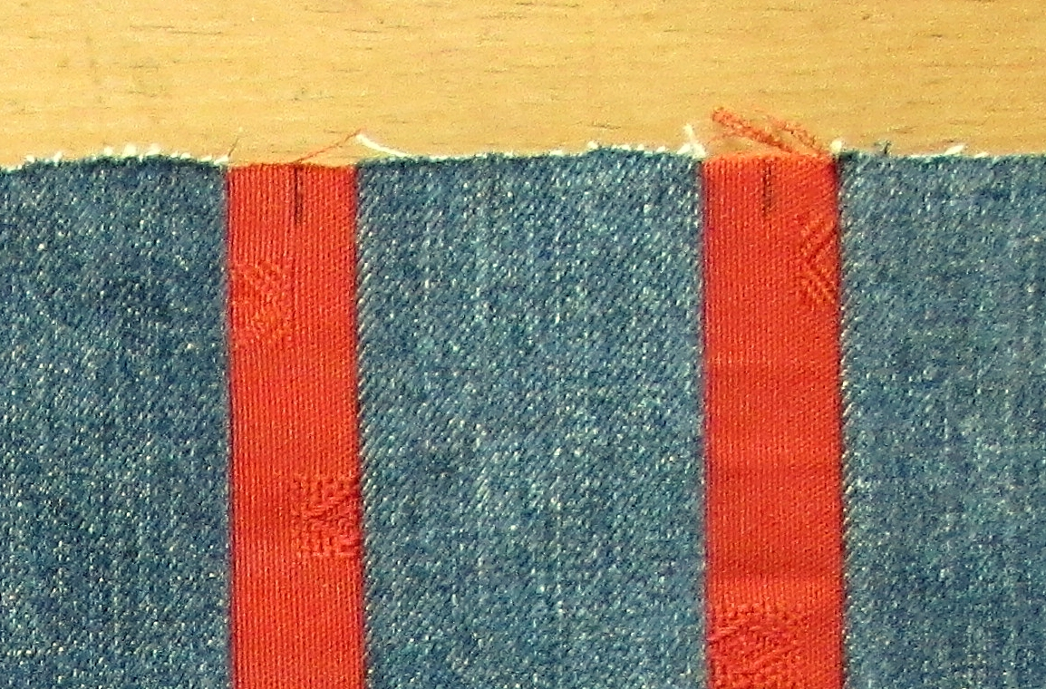how to make small pleats