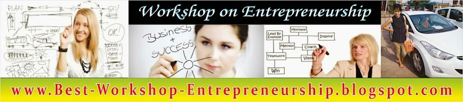 Best Workshop Proposal on Entrepreneurship