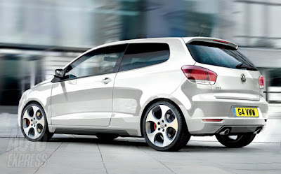 2011 New VW Polo