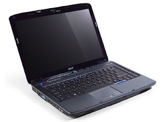 laptop, Acer, aspire, 4730z