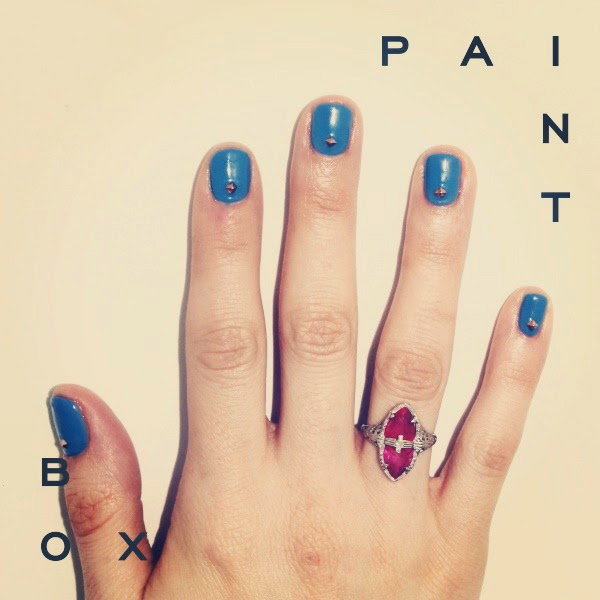 The Sparkly Life: Paintbox: Officially The Chicest Nail